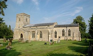 Merton, Oxfordshire - Image: Merton St Swithun South