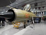 Mesa-Arizona Commemorative Air Force Museum-Hungarian MiG-21PF-1.jpg