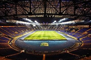 Metalist Oblast Sports Complex multi-use stadium in Kharkiv, Ukraine