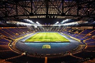 Ukrainian Cup - Image: Metalist Stadium Kharkiv