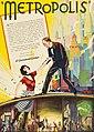 Metropolis (1926 US ad sheet - Paramount).jpg