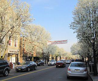 Metuchen, New Jersey Borough in New Jersey, United States