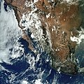 Mexico and the Southwest United States seen from Apollo 11.jpg