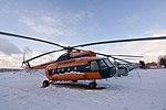 Mi-8 at Ukrainian State Aviation Museum.jpg