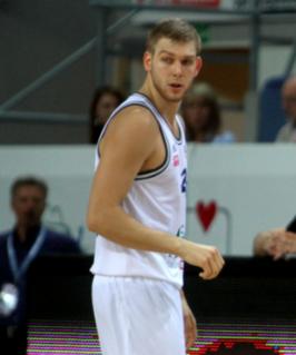 Michał Sokołowski Polish basketball player