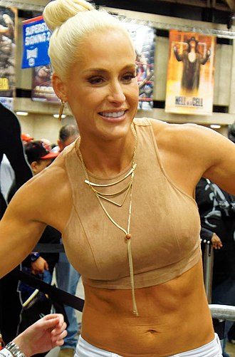 Michelle McCool - McCool in April 2016