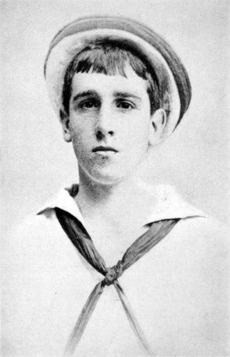 Yates Stirling Jr. - Naval Cadet Yates Stirling Jr.