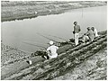 Migratory workers fishing to eat, Belle Glade, Florida, Janu... (3110577320).jpg