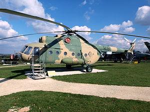 Mil Mi-8T 'Hip-C' - 909 - East-German Air Force pic2.JPG