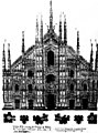 Milano - Progetto barocco per la facciata del Duomo.jpg
