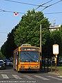 Milano - via Bassini - filobus 934.jpg