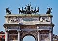 Milano Arco della Pace von Südost 8.jpg