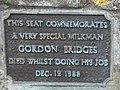 Milkman memorial, Cricklade - geograph.org.uk - 302517.jpg