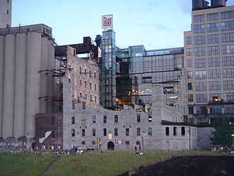 Mill City Museum - Image: Mill City Museum 20070704