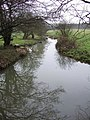 Mill pond at Stainsby Mill - geograph.org.uk - 652056.jpg