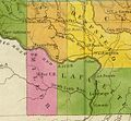 Miller County Arkansas, 1835, from State of Missouri and Territory of Arkansas.jpg