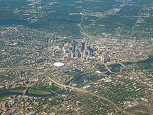 Twin Cities: Minneapolis & Sain Paul - Wikipedia