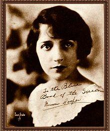 Miriam Cooper Wikipedia