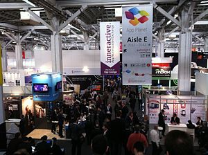 Mobile World Congress - Image: Mobile World Congress Barcelona 2012 (31)