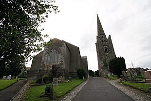 "St Columba's <a href=""http://search.lycos.com/web/?_z=0&q=%22Church%20of%20Ireland%22"">Church of Ireland</a>, Kells"