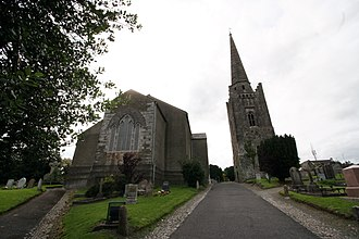 Kells, County Meath - St Columba's Church of Ireland, Kells