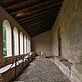 Monasterio de San Millán de Suso. Claustro.jpg