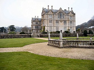 William Arnold (architect) - Image: Montacute House geograph.org.uk 31226