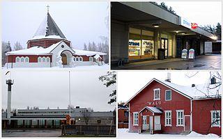 Koskela, Oulu District of Oulu in Finland