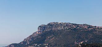 Mont Agel - Tete de chien