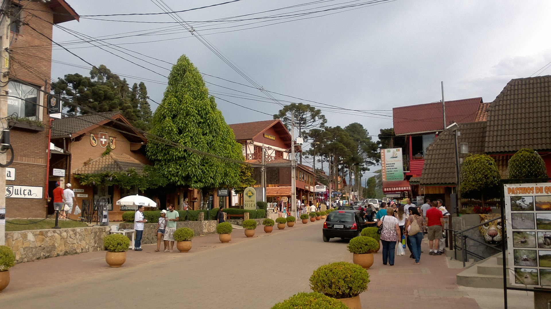 Rua Principal da Vila