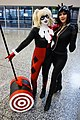 Montreal Comiccon 2016 - Harley Quinn and Catwoman (27644133794).jpg