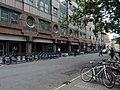 Moorfields view south from junction with Ropemaker Street 01.jpg