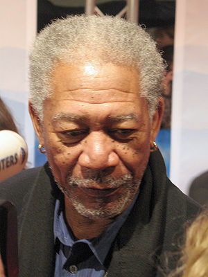 300px Morgan Freeman.0878 Morgan Freeman, Who Played God in Bruce Almighty, Backs Gay Marriage in New HRC Ad