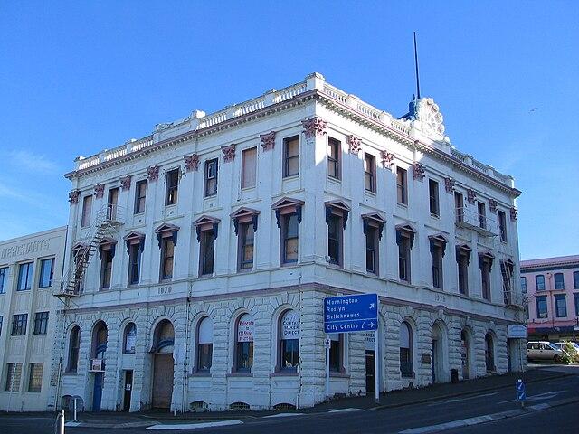 datei moritzson building dunedin nz jpg wikipedia