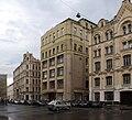 Moscow, Birzhevaya Square 1,3.jpg