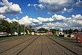 Moscow, Bulvar Rokossovskogo tram loop (31568125675).jpg