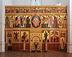 Moscow Kolomenskoe Ascension Church interior 08-2016 img1.jpg
