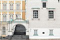 Moscow Kremlin - Grand Palace, Red Porch, Palace of Facets (16600386546).jpg