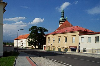 Most (city) Statutory city in Ústí nad Labem, Czech Republic