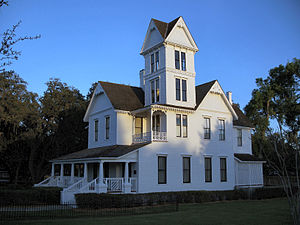 Leesburg, Florida - Historic Mote-Morris House