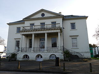 Grade I listed building in the United Kingdom