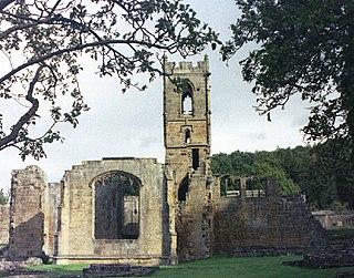 Mount Grace Priory Grade I listed priory in Hambleton, United Kingdom