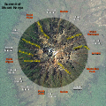 Mount Kenya Summit photomap-en.svg