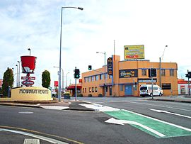 Mowbray Heights intersection.JPG