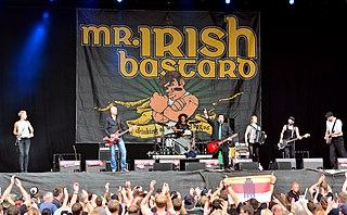 Mr. Irish Bastard band