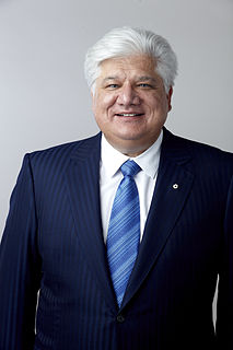 Mike Lazaridis Canadian businessman