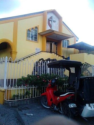 Magalang - United Methodist Church in Magalang