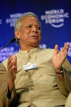 Muhammad Yunus, World Economic Forum 2009 Annual Meeting.jpg