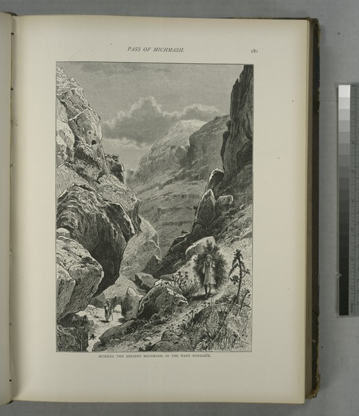 File:Mukmâs, the ancient Michmash, in the Wady Suweinît (NYPL b10607452-80368).tiff