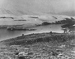 Muldrow Glacier, valley glacier remnants, July 1956 (GLACIERS 5169).jpg